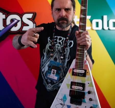 DORITOS® RAINBOW: Guitarra da Diversidade no Rock In Rio