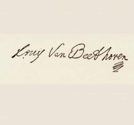 Placa de parede esculpida à mão de Ludwig Beethoven