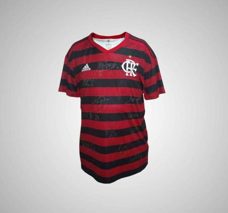 Camisa do Clube Regatas do Flamengo da temporada 2019
