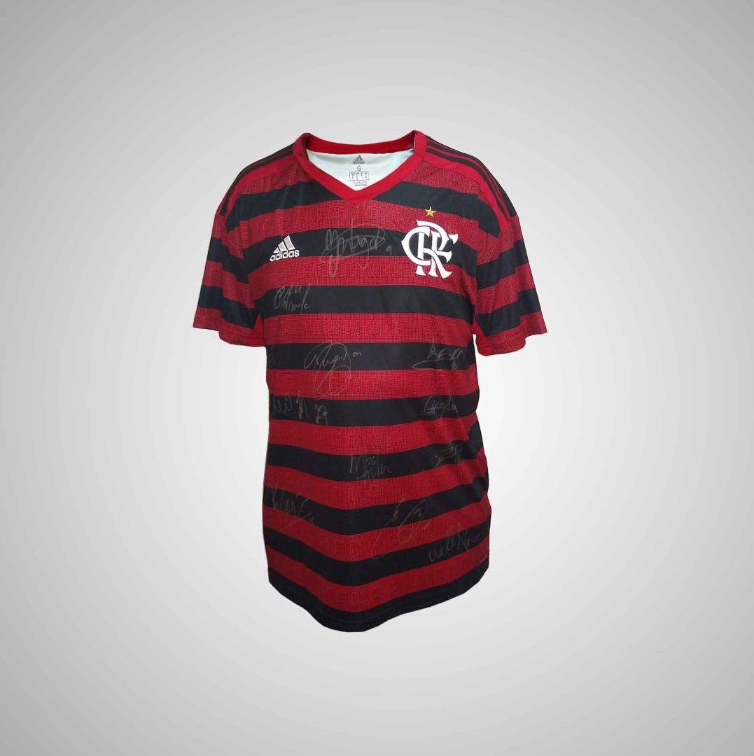 Camisa do Clube Regatas do Flamengo da temporada 2019