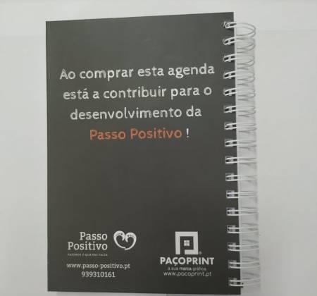 Agenda solidária Passo Positivo 2020