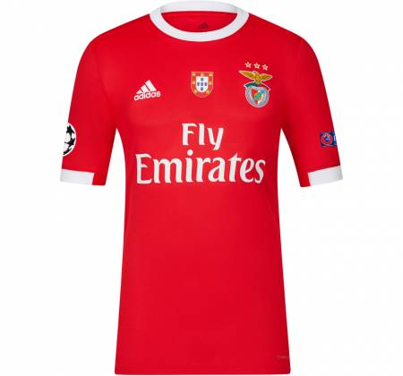 Jersey signed by F. Cervi from SL Benfica