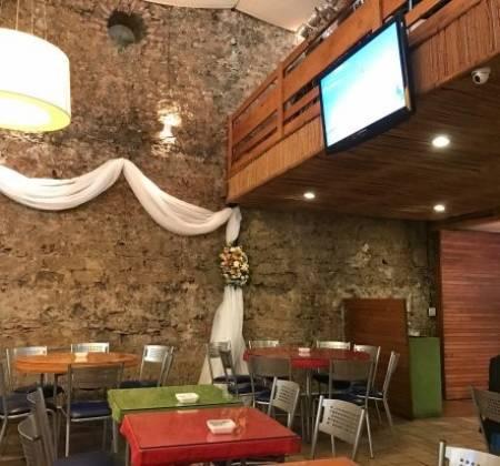 Voucher de uma refeição para duas pessoas no Restaurante Nanquim