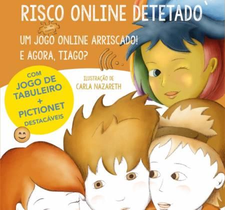 Alerta Premika! Risco Online Detetado N.º 2 Um Jogo Online Arriscado! E agora, Tiago?