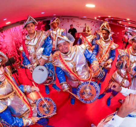1 Par de Ingressos para Carnaval Carioca no Camarote Global Sapucaí