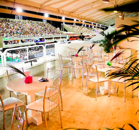 Carioca Carnival double ticket at the Sapucaí Global Box