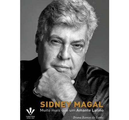 Kit Sidney Magal - Biography Book + DVD / CD + Blouse - autographed
