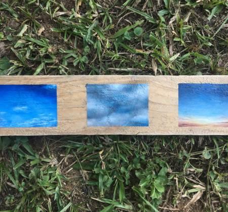 Obra: O céu que nos une de Natalia Bressan