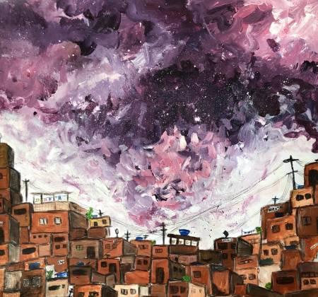 Work: Há Luz by Viviane Lira