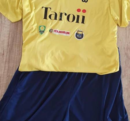 Auction of Uniforms of Brazilian Tennis Idols