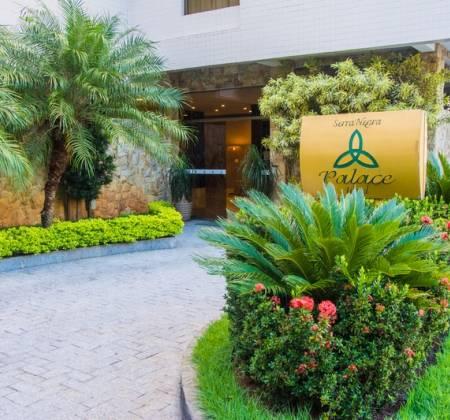 Serra Negra Palace Hotel final de semana para casal com café da manhã