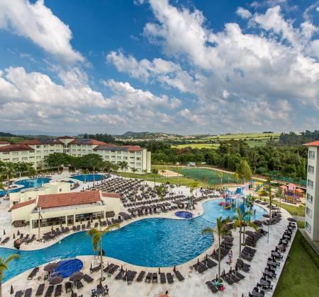 Tauá Hotel Atibaia final de semana para casal Pensão completa