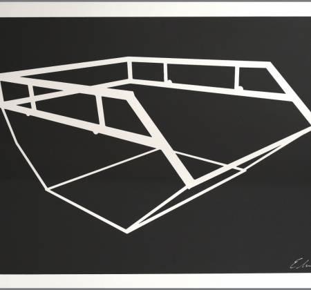 Obra Caçamba de Eduardo Srur