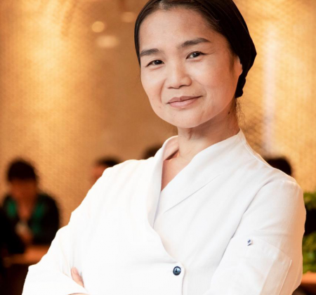 Auction for a dinner by Chef Telma Shiraishi for two people