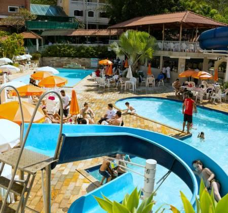 Hotel Fazenda Fonte Colina Verde - Final de semana para casal