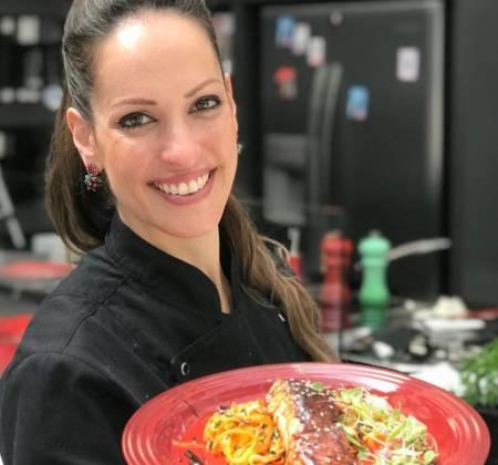 Leilão de aula de receita de risoto com Raquel Novais INGRESSO 04
