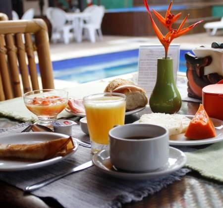 Pousada Pura Vida Maresias duas diárias para casal com café da manhã