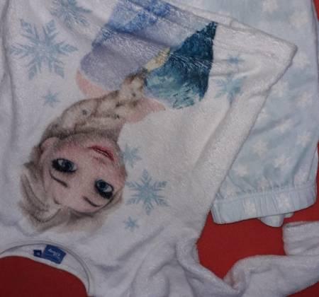 Pijama da Elsa