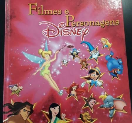 Filmes e personagens da Disney
