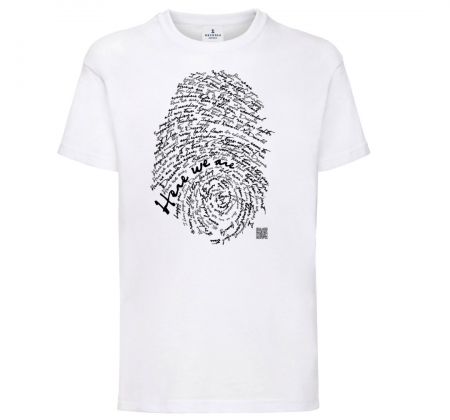 T-Shirt Solidária (tamanho M)