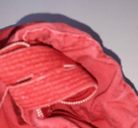 Saia-calção (vermelho)