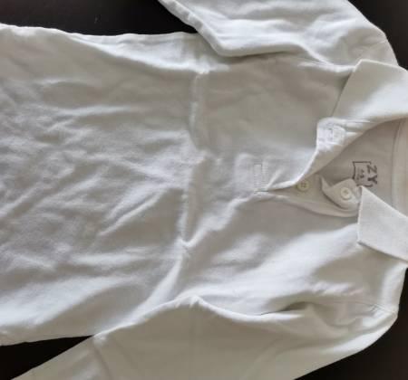 Camisola de manga comprida da zippy