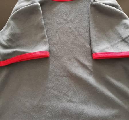 Camisola de manga custa