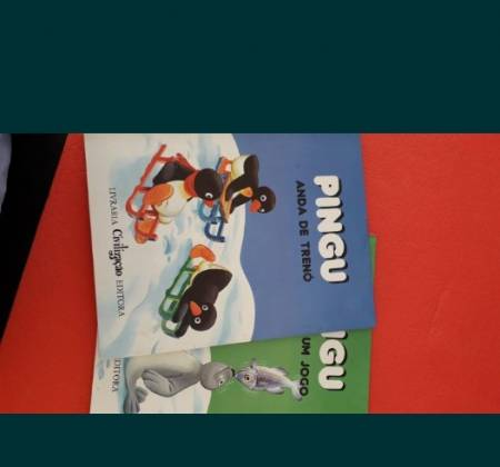 Livros Pingu