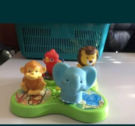 Brinquedo de bebê