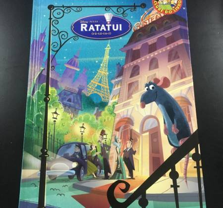 Livro do Ratatouille