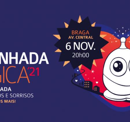 Bilhete _ Caminhada Mágica 2021