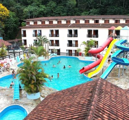 Agua Doce Praia Hotel Ubatuba final de semana p/ casal Pensão Completa