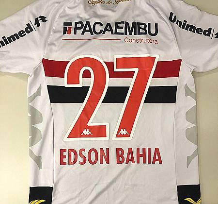 Botafogo Ribeirão Preto shirt - Autographed by the cast