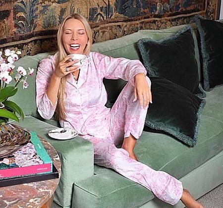 Aniversário FAH • Lillas en Provence • Pijama