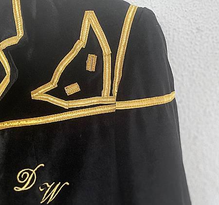 Casaco do Carlão (Pacman), usado no concerto dos Da Weasel no Pavilhão Atlântico em 10/11/2007 - ÚNICO