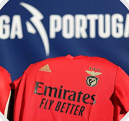 Allianz Cup Final Four 2021 - Camisola Oficial - SL Benfica